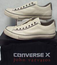36d4df5b0e1a New ListingNew Mens 10 Converse CTAS Vintage OX John Varvatos Shoes Leather  156706C  120