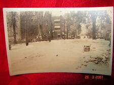 RPPC 1922 Flood Carbondale, Pa Scranton, Pa Wilkes-Barre, Pa Unmarked # 1