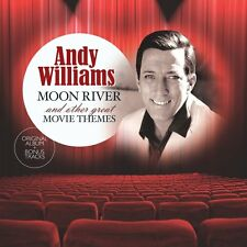 Andy Williams MOON RIVER & OTHER GREAT MOVIE THEMES 180g NEW VINYL PASSION LP
