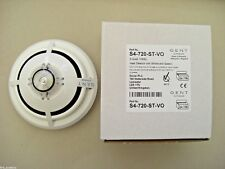 £36 Gent S-Quad S4-720-ST-VO Heat Detector with Strobe and Speech
