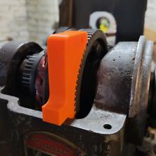 Spl Logan Lathe 9 Model 40014009b Spindle Wedge Block To Remove Tight Chucks