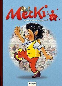 Mecki - Gesammelte Abenteuer - Jahrgang 1961 | Buch | Zustand sehr gut