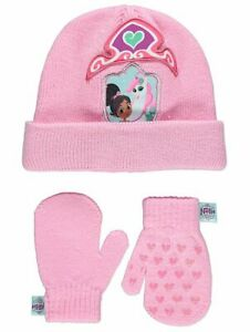 Nella And The Princess Knight Hat and Mittens Age 1 - 3 Yrs  New