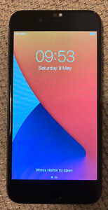 Apple iPhone 8 - 256GB - Space Grey (O2) A1905 (GSM)