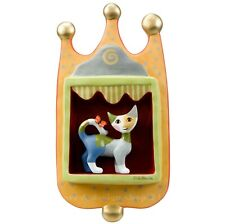 Casa Di Lorenzo Rosina Wachtmeister Cats 3D Mural 66850348 Goebel H 25cm