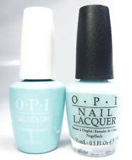 OPI GelColor + Matching Lacquer Suzi Without A Paddle #F88