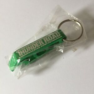 Thunder Road Brewing Company Keyring Collectable