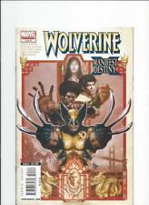 Marvel Comics Wolverine Manifest Destiny 3 NM-/M 2008