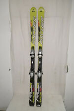 "FISCHER "" RC4 WORLDCUP RC "" TOP SKI RACE CARVER + BINDUNG 170 CM"
