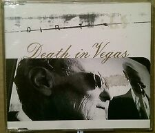 DEATH IN VEGAS - DIRT CD Single. (1996). HARD 9 CD
