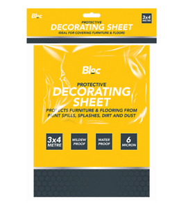 2x Polythene  LARGE Dust Sheet Cover Decorators Painting Decorating  DIY UK