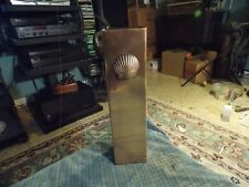 """Vintage Nautical Beach Shell BRASS MANTLE MATCH HOLDER Wall Sconce 10.5"""" VG !"""