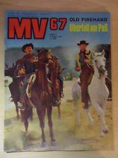 MV 1967  Nr: 7  Dan Cooper, Michel Vaillant , Old Firehand