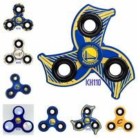 NBA Basketball Team Logo Three Way Diztracto Fidget Hand Spinners