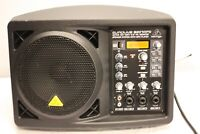 BEHRINGER EUROLIVE B207 MP3 ACTIVE PA MONITOR SPEAKER SYSTEM