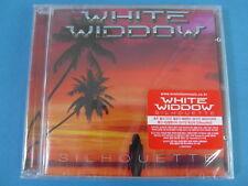 WHITE WIDDOW - SILHOUETTE CD + BONUS TRACK (SEALED)