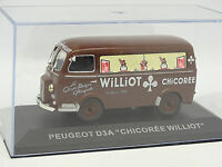 Ixo Presse 1/43 - Peugeot D3A Chicorée Williot