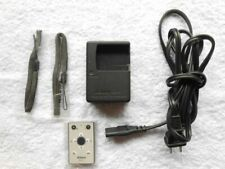 NIKON Coolpix S1100PJ Camera Accessories Battery Charger/Remote/Straps