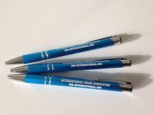 Set of 3 International Police Association Pens in gift box IPA