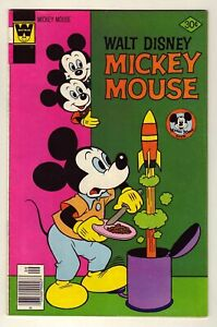 Mickey Mouse #175 - Sept. 1977 Whitman variant - Walt Disney - Fn/VFn (7.0)