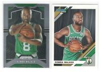 x29 Different KEMBA WALKER card lot/set Inserts Optic Select Prizm Hoops Celtics
