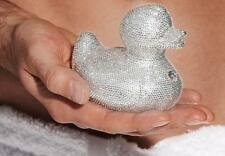 Luxury Diamond VIP Duck Polyresin Limited Edition - Made with Swarovski Elements