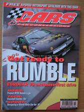 Cars & Car Conversions CCC March 1996 Eurocar V8 Clio Corolla AE86 Lotus Elise