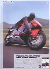 "Tourist Trophy ""PS2"" 2006 Magazine Advert #4713"