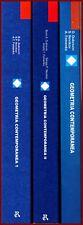 GEOMETRIA CONTEMPORANEA vol. 1+2+3 OPERA COMPLETA  MIR geometria differenziale
