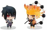 Chimi Mega-Buddy Series Naruto- Naruto - Shippuden Naruto Uzumaki & Sasuke
