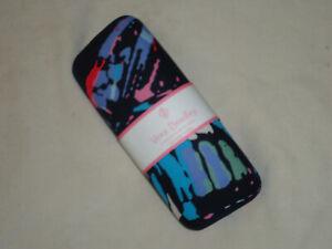 Vera Bradley eyeglass case Multi Color  Style name Butterfly Flutter NEW