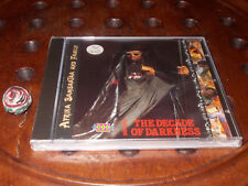 Afrika bambaataa and Family The decadence of Darkness Siae Inchiost Cd ..... New