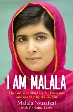 I Am Malala: The Girl Who Stood Up for Education and was Shot by the Taliban,Ma