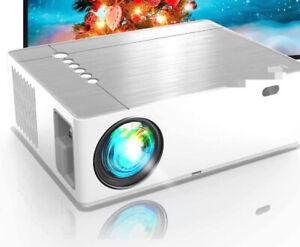 Beamer Full HD - Bomaker - LCD LED Projektor - 7200 Lumen - Native 1920x1080P
