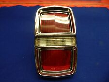 USED 67 Ford Fairlane Taillight Rear Lamp Bucket Body Assy w/ Lens #C7OZ-13489-A