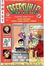 Arcana Comics Creepsville No. 1 Graphic Novel NM
