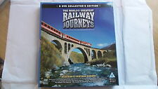 The World's Greatest Railway Journeys 8 DVD Collector's Edition