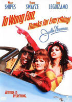To Wong Foo, Thanks for Everything, Julie Newmar DVD NEW