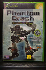 Phantom Crash - XBOX original - PAL UK - brand new factory sealed