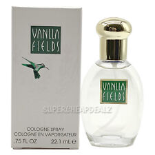 Vanilla Feilds by Coty for Women 0.75 oz Cologne Spray NIB AUTHENTIC