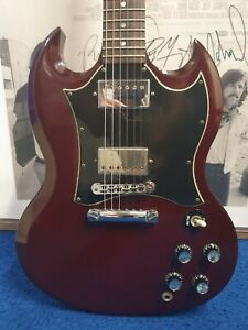 2004 USA Gibson SG Special Electric Guitar