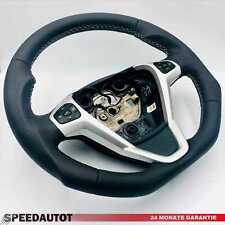 Tuning Lederlenkrad Multifunktion lenkrad Ford Fiesta MK7