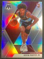 2019-20 Panini Mosaic NBA Kevin Porter Jr Silver Holo Prizm Rookie Cavaliers 248