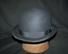 Vintage Brooks Brothers Bowler/Derby (black 7 1/8)