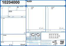 Full Engine Gasket Set AUDI A6 AVANT ALLR. QUATTRO V8 40V 4.2 299 BAS 4/03-8/05