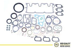 Full Gasket Set Without Head Gasket For Deutz 02928729, 1011, 2011, 3 Cylinder.