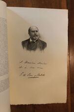 S. Exc. de Leon Y Castillo Figures Contemporaines Mariani Biographie 1904 1/150