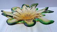 Fisch Murano Schale Glas 50/60er Überfang  Bowl fisch Kunst Design