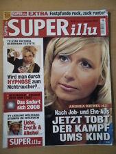 SUPER ILLU 02 - 3.1. 2008 Andrea Kiewel Victoria Herrmann Wolfgang Stumph