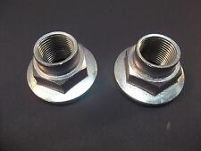 Miatamecca New Rear Axle Nut Set Fits 90-97 Mazda Miata MX5 D06Y33042 OEM